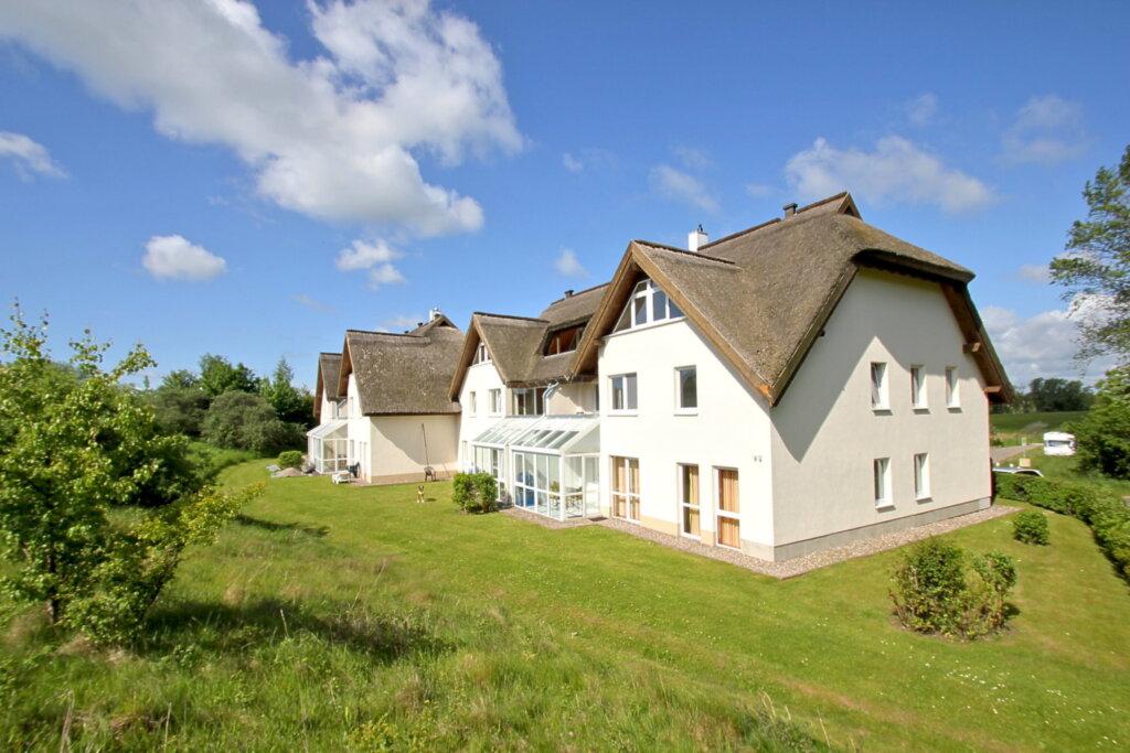 Strandhaus Mönchgut, B 16: 58 m², 2-Raum, 4 Pers.,