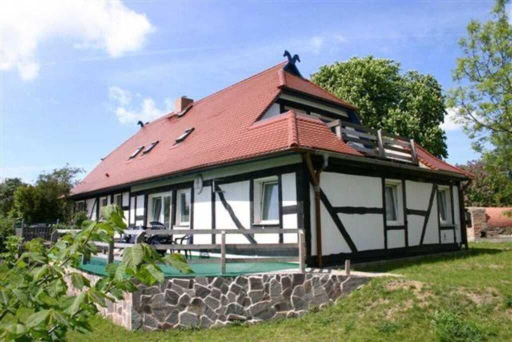 """Ferienhaus """"Am Gutshof"""", LOG"""