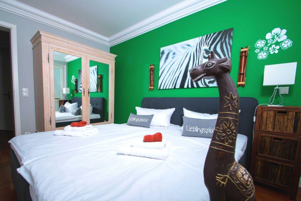 Lux-App. 2 SZ - 2 Bäder - Villa Hansa Nr. 4, WiFi