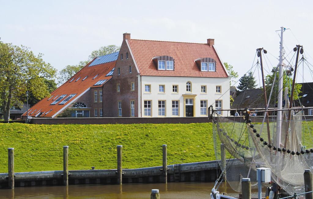 Amtmannshaus Greetsiel, 15 Typ D - Whg. Groothusen