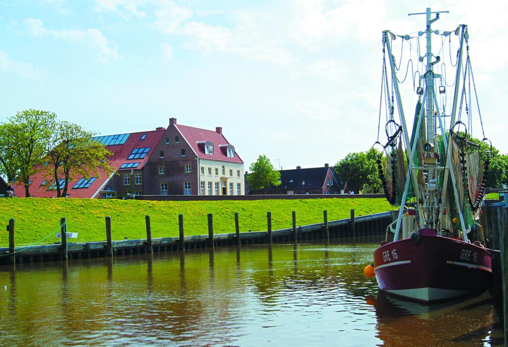 Amtmannshaus Greetsiel, 10 Typ B - Whg. Woquard