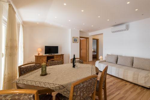 Appartment 4 Wohnbereich