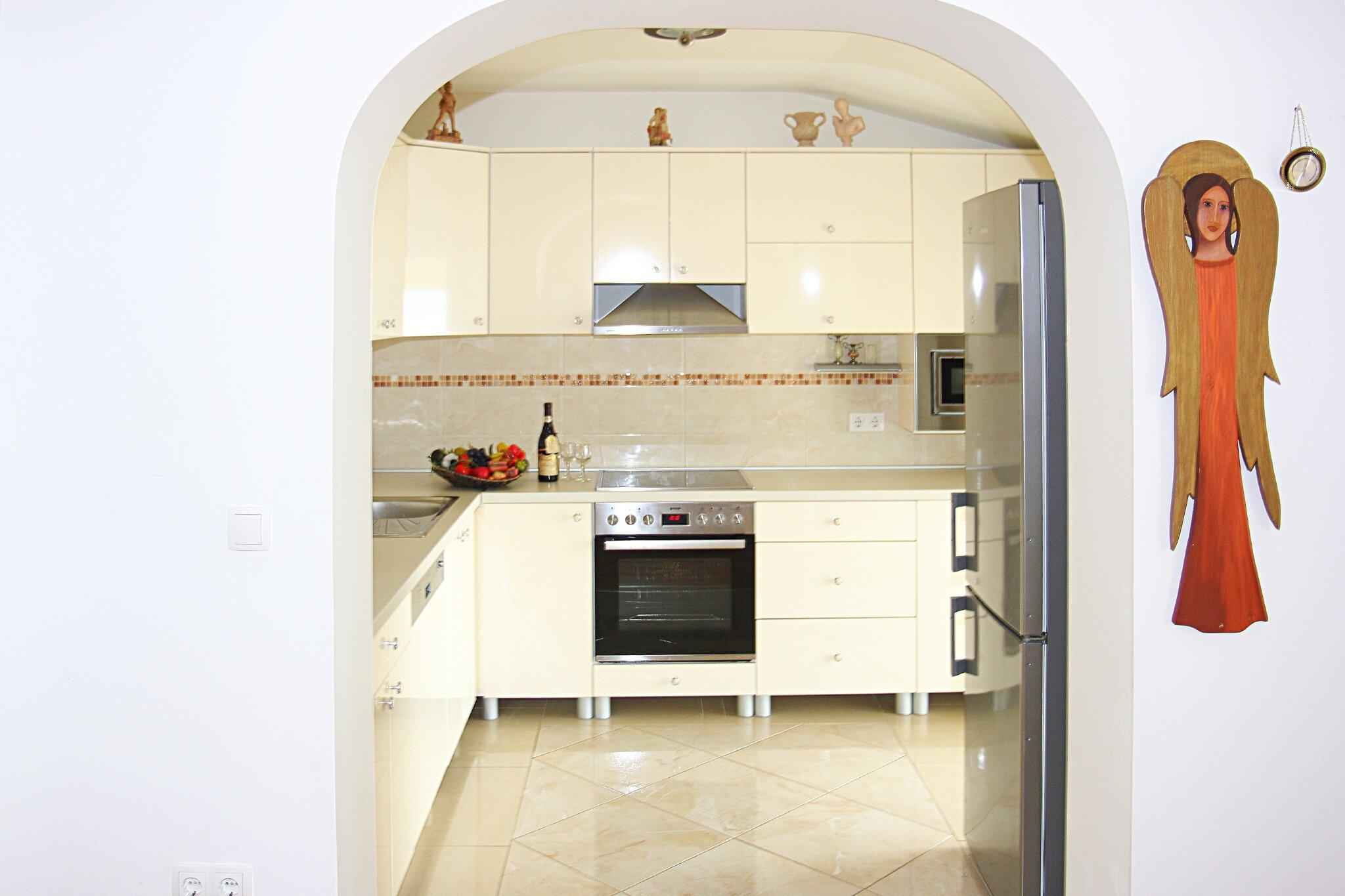 Küchenbereich Appartment 2