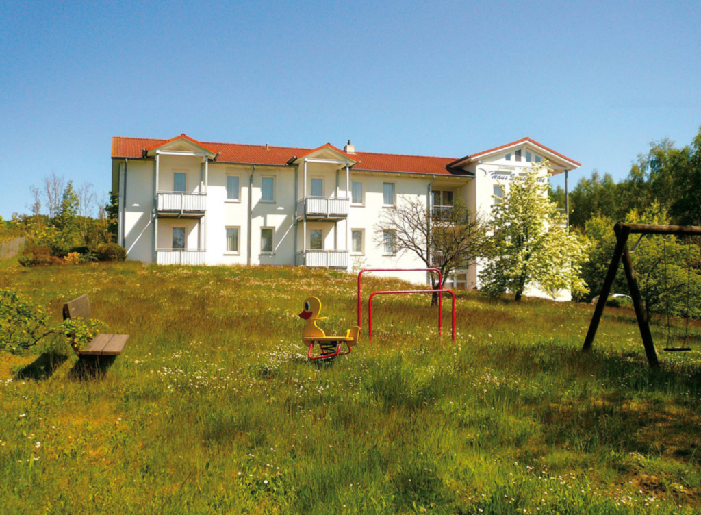 Haus Seeschwalbe - Annegret Seng - TZR, Wohnung 07