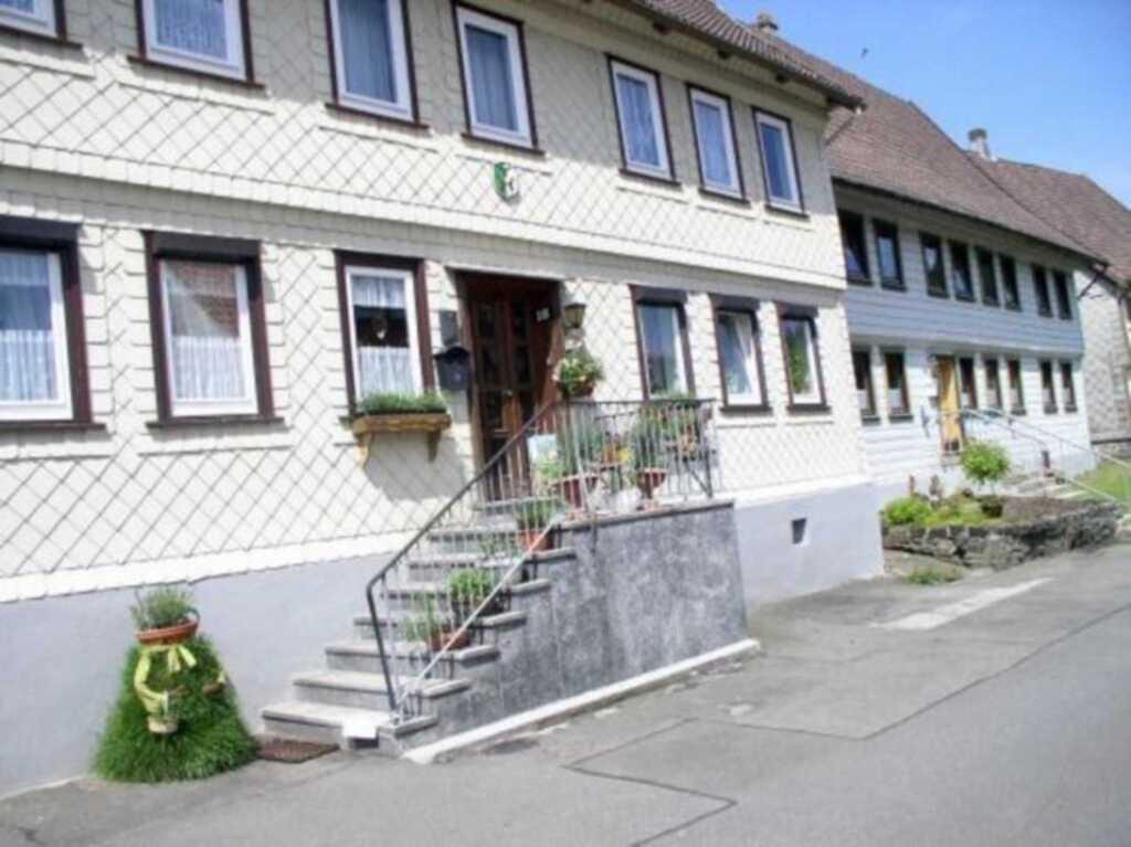 Haus Bösenberg, Ferienwohnung 1. Etage