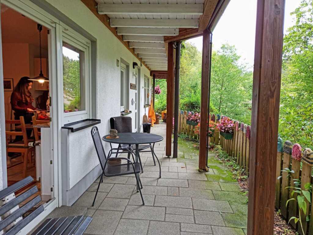 Haus vorm Wald, Ferienwohnung Ulenflucht