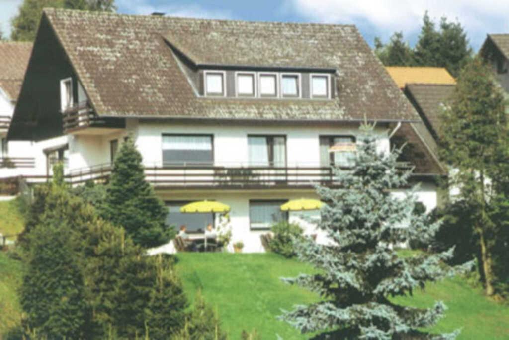 Haus Waidmannsruh, Ferienwohnung Schwalbennest