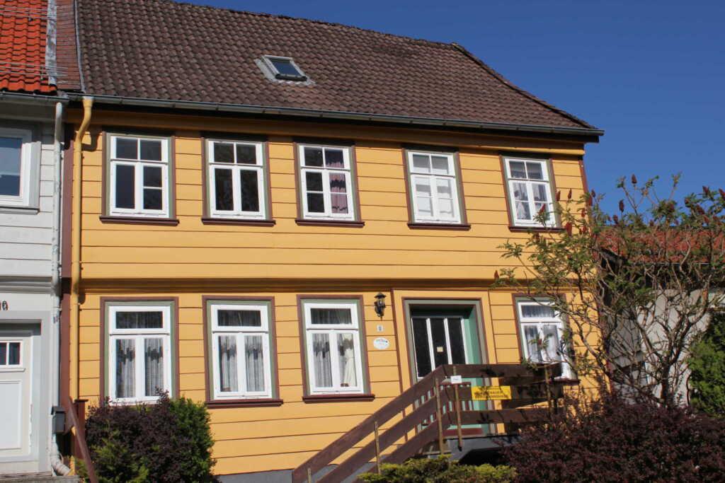Altenauer Bergmannshaus, Ferienwohnung