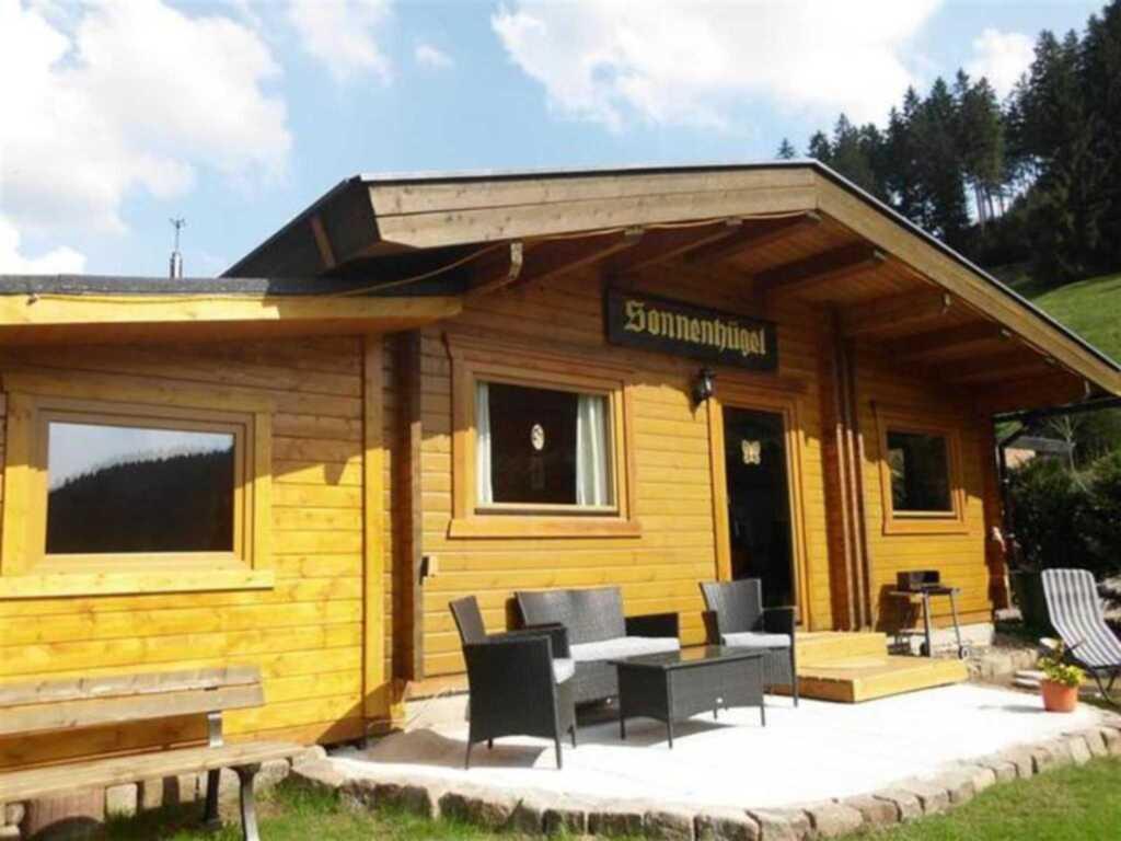 Knyrim's Blockhaus, Berghüttte + Skihütte, Blockha