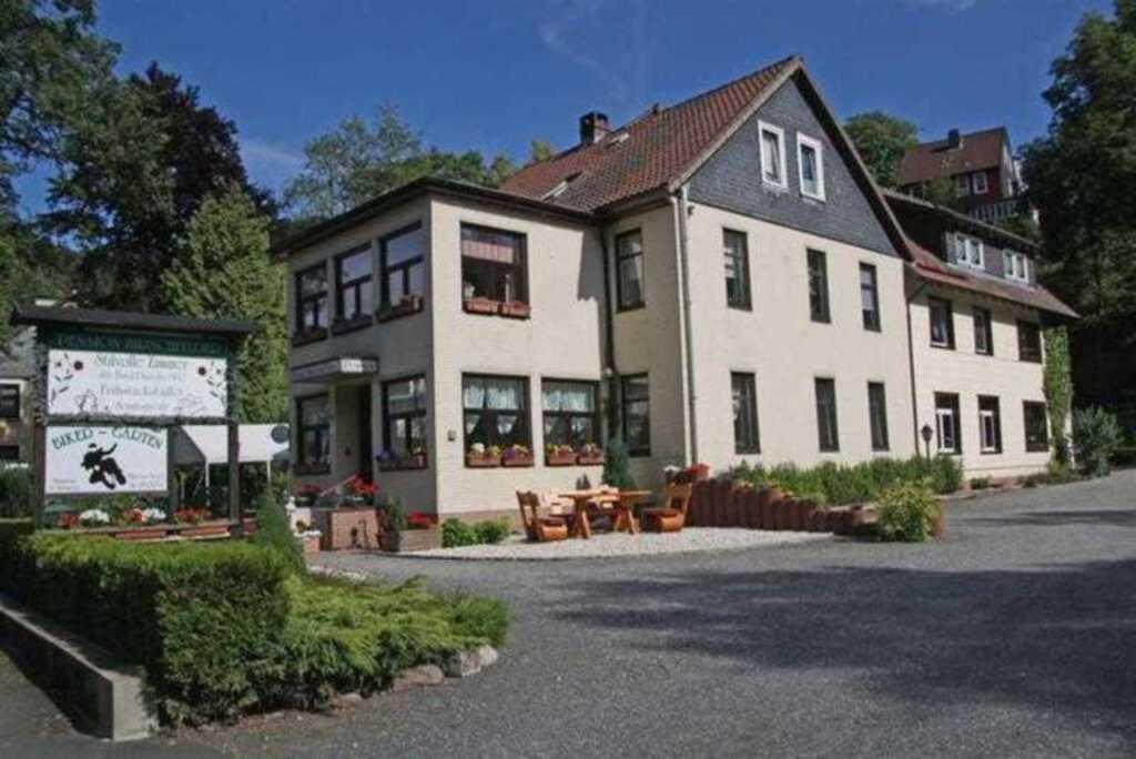 Pension Haus Hirschfelder, App Afrika