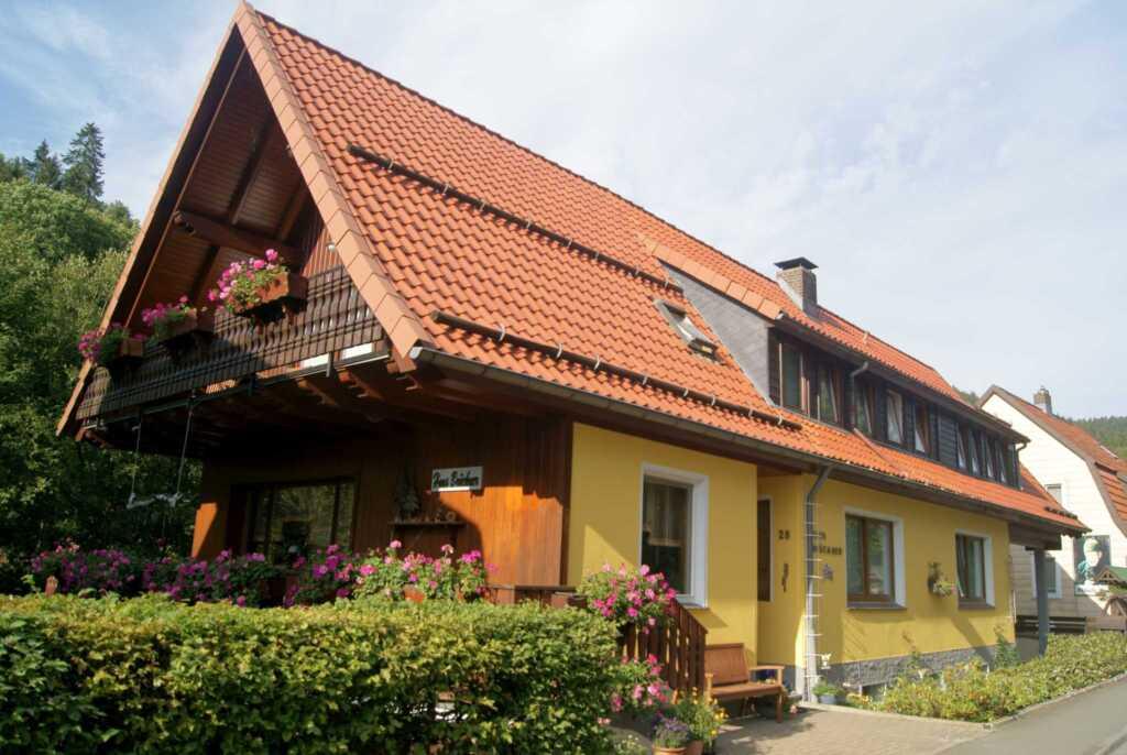 Pension Haus Brückner, Doppelzimmer - Nr. 01