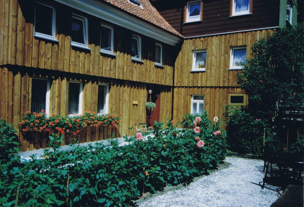 Haus Brandt - Ferienwohnung, Ferienwohnung 2