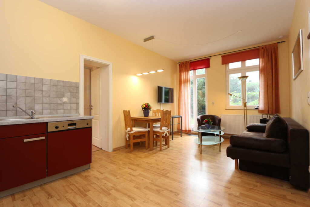 'Haus Am Wald', Fewo 1, EG, 2 Zimmer, Zinnowitz