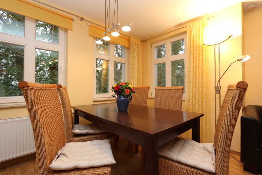 'Haus Am Wald', Fewo 4, OG, 3 Zimmer, Zinnowitz