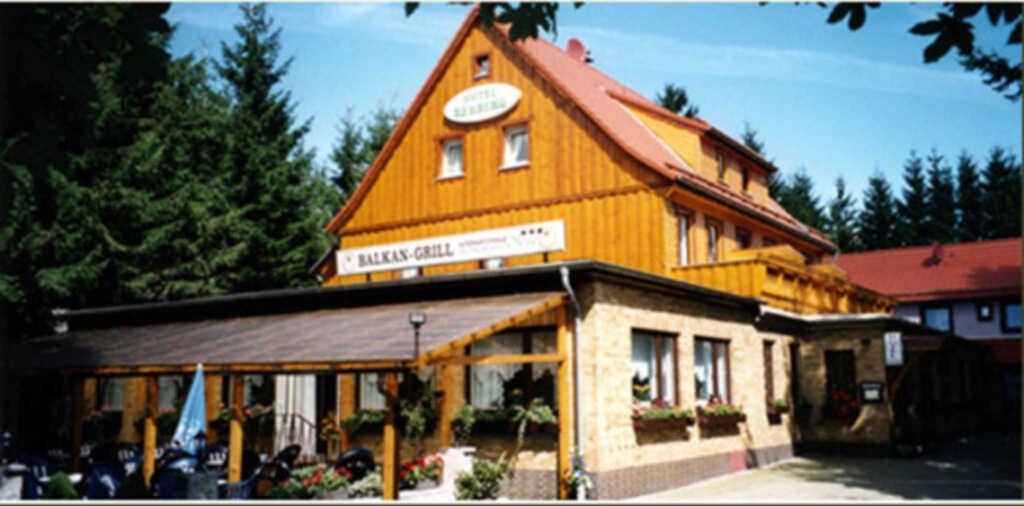 Hotel Rehberg, Dreibettzimmer