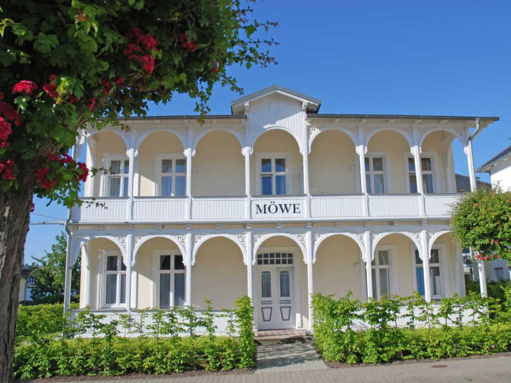 Haus Möwe F 579 WG 2 im EG mit Terrasse + Garten,