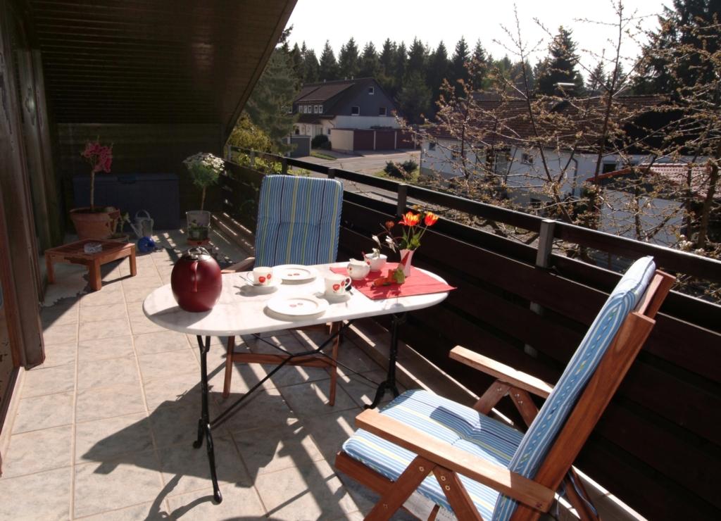 Ferienwohnung Zum Waldseebad