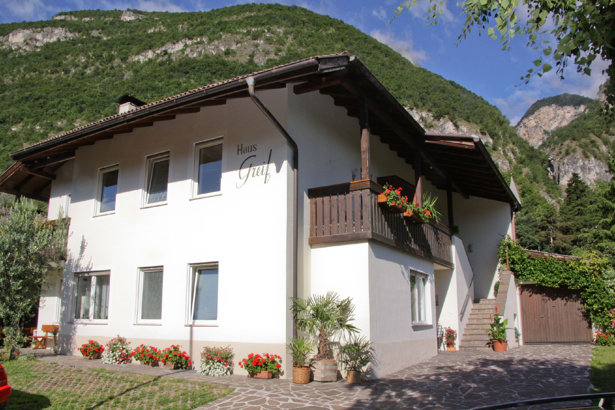 Haus Greif in Margreid an der Weinstraße