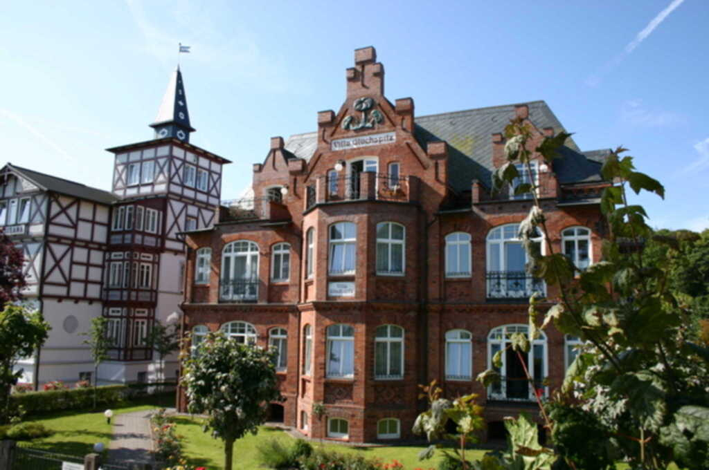 Villa Glückspilz, GP 1.3.