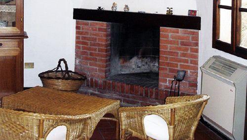 Küchenkamin kleine Wohnung