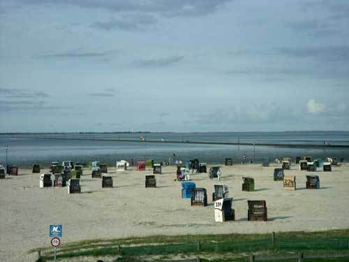 Strand Neuharlingersiel