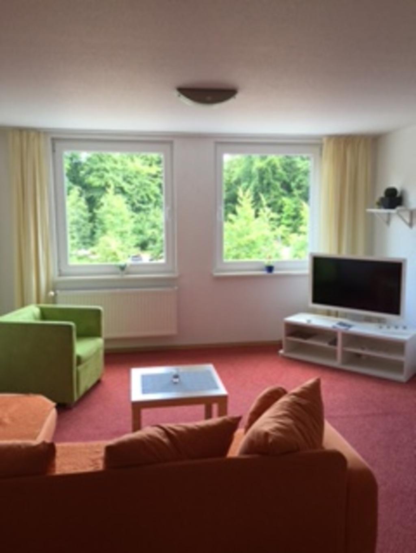 Villa Meeresrauschen, Wohnung 'Waldblick'