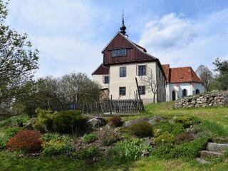 Historische Villa im Bäderdreieck in Brod nad Tichou - Tschechien - kleines Detailbild