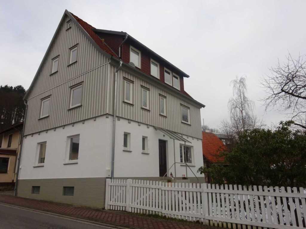 Ferienhaus 'Zum Kirschgarten', Ferienhaus