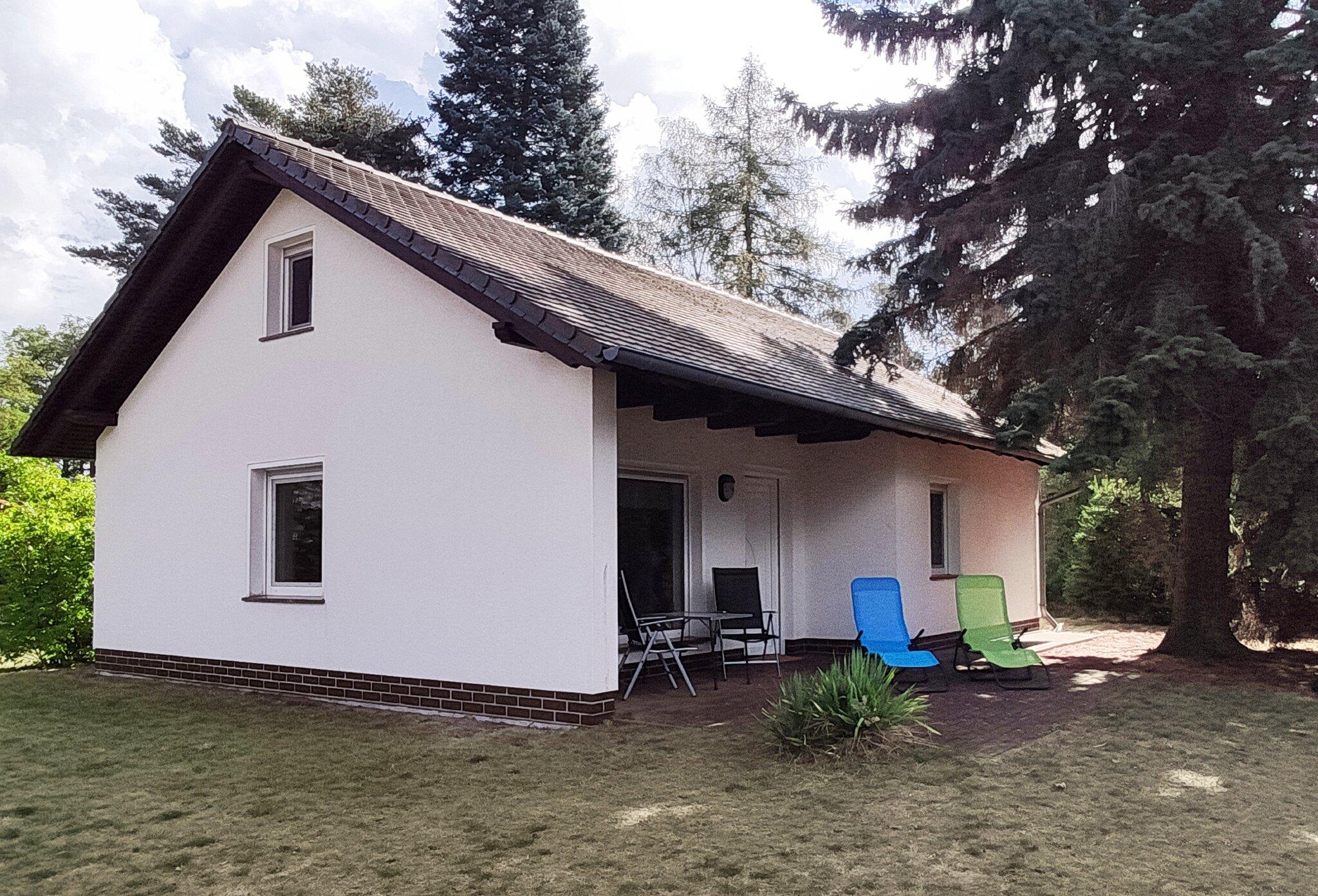 Ferienhaus in Bantikow am Untersee
