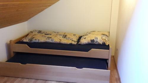 3. Zimmer mit Auszugsbett