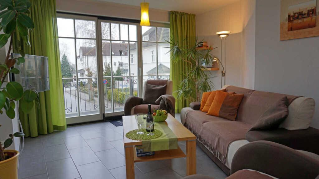 Villa 'Dünen vis a' vis', Wohnung 3