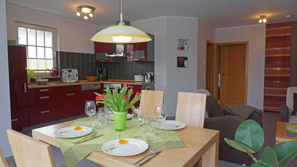 Villa 'Dünen vis a' vis', Wohnung 4