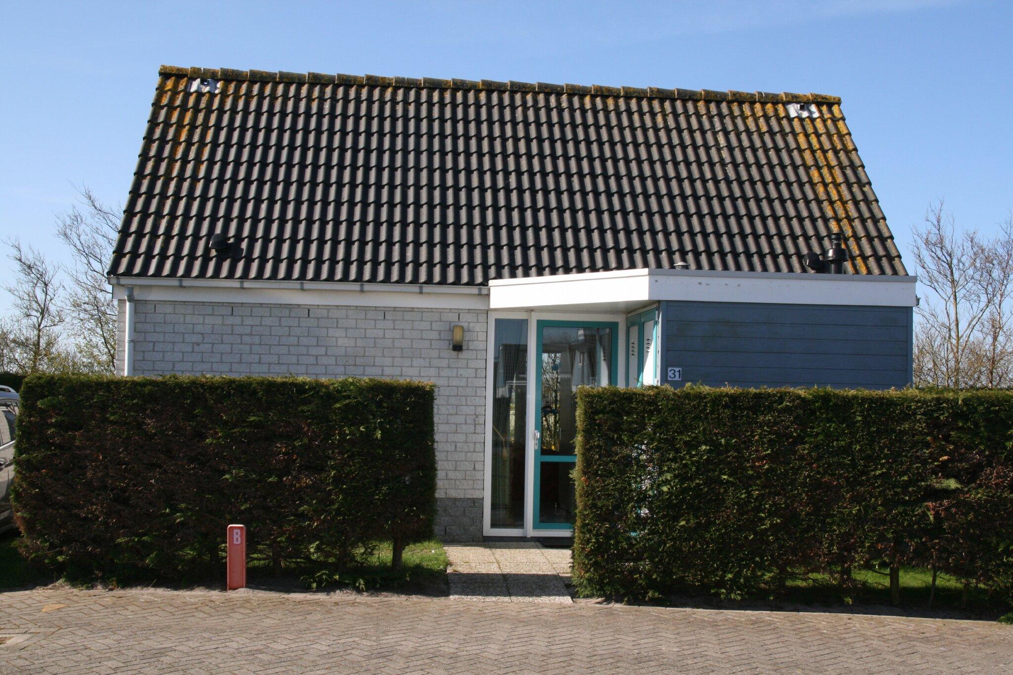 Haus Vorderansicht - Eingang