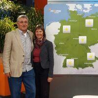 Vermieter: Ihre Gastgeber Gabi und Heiner O�wald