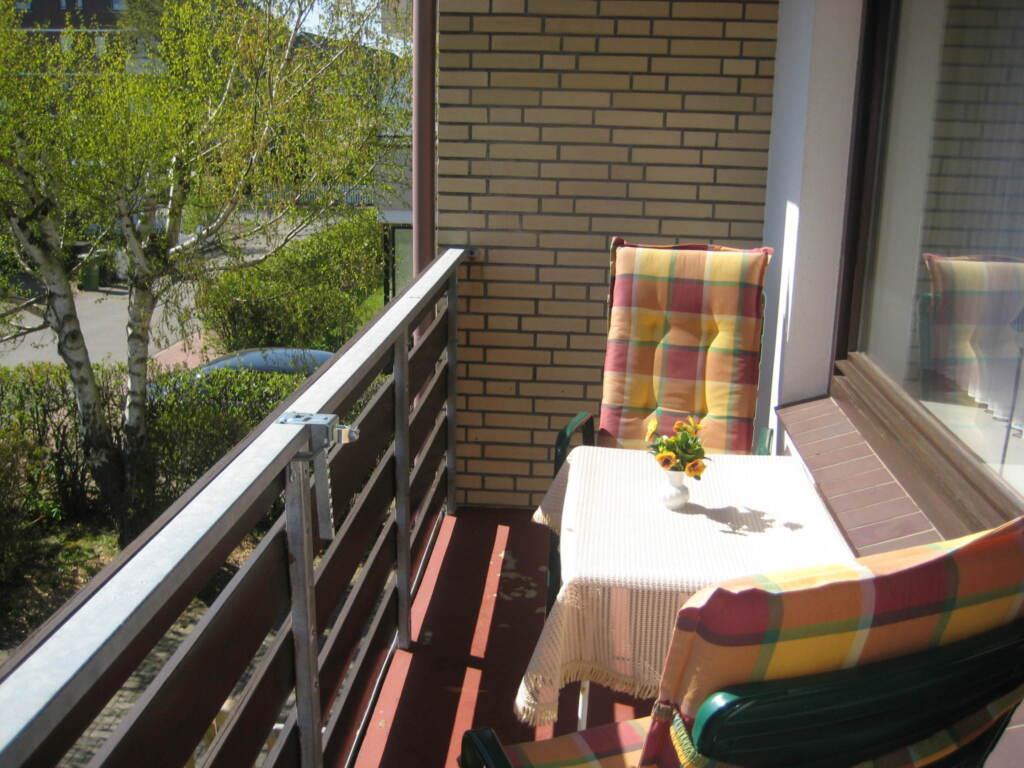 BUE - Hamann Appartements, 03 1-Raum Balk
