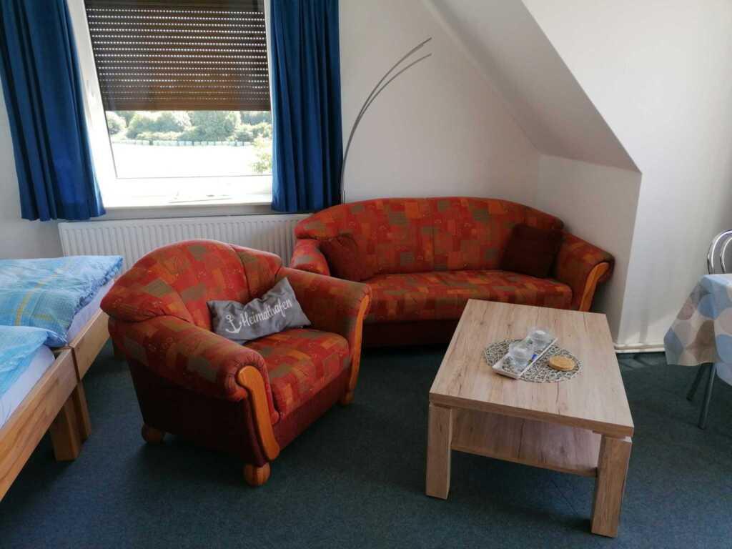 BUE - 'Nordseekrabbe' Appartements, 202-Elisabeth