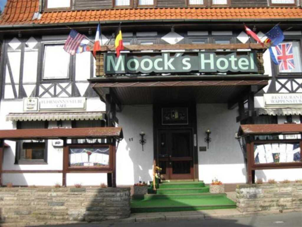 Moocks Hotel, Dreibettzimmer