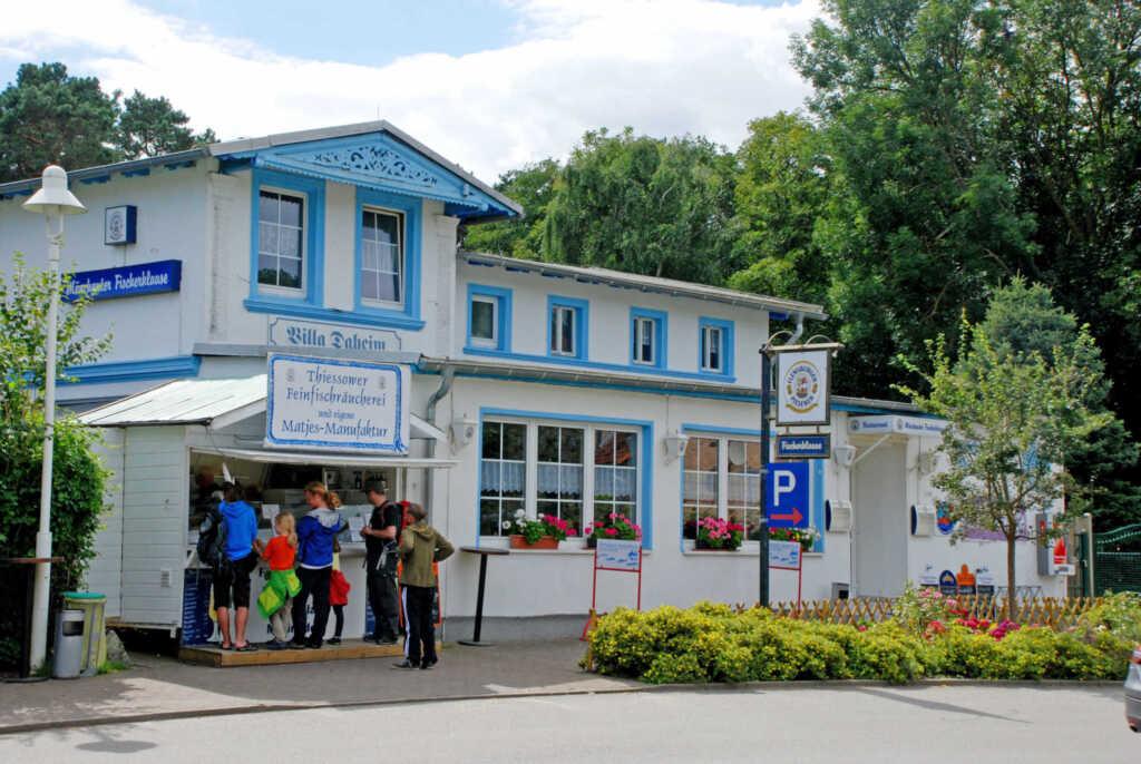 Haus Friedenswinkel, 01 Ferienwohnung 'Steuerbord'
