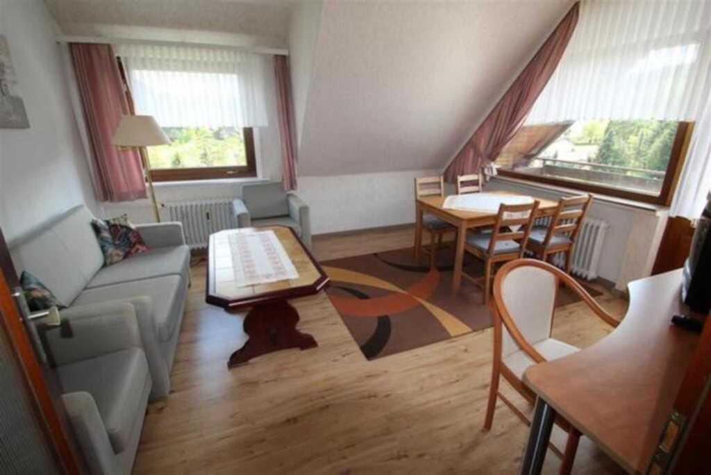 Pfeifer's Appartementhaus, 2-Raum-Appartement