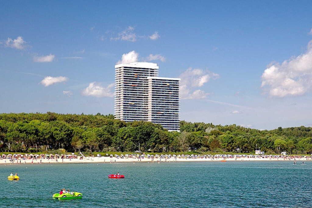 Appartements im Clubhotel, MAR605, 1-Zimmerwohnung