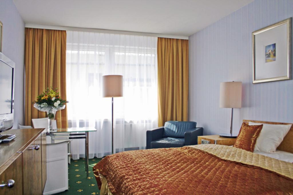 Hotel im Stil der Bäderarchitektur, Doppelzimmer 1