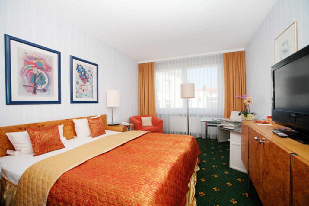 Hotel im Stil der B�derarchitektur, Doppelzimmer 1