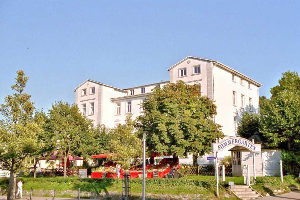 Kurhaus Nordstrand, A deluxe 44: 60 m², 2-Raum, 4