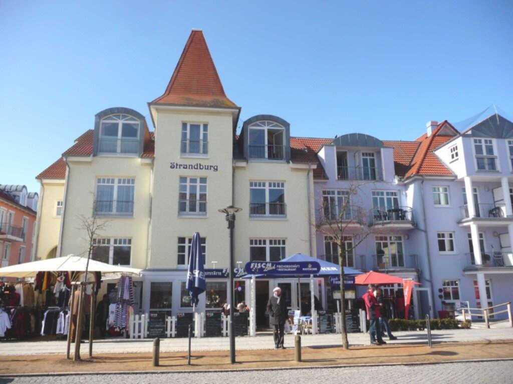 Appartementhaus 'Strandburg', (269) 3- Raum- Appar