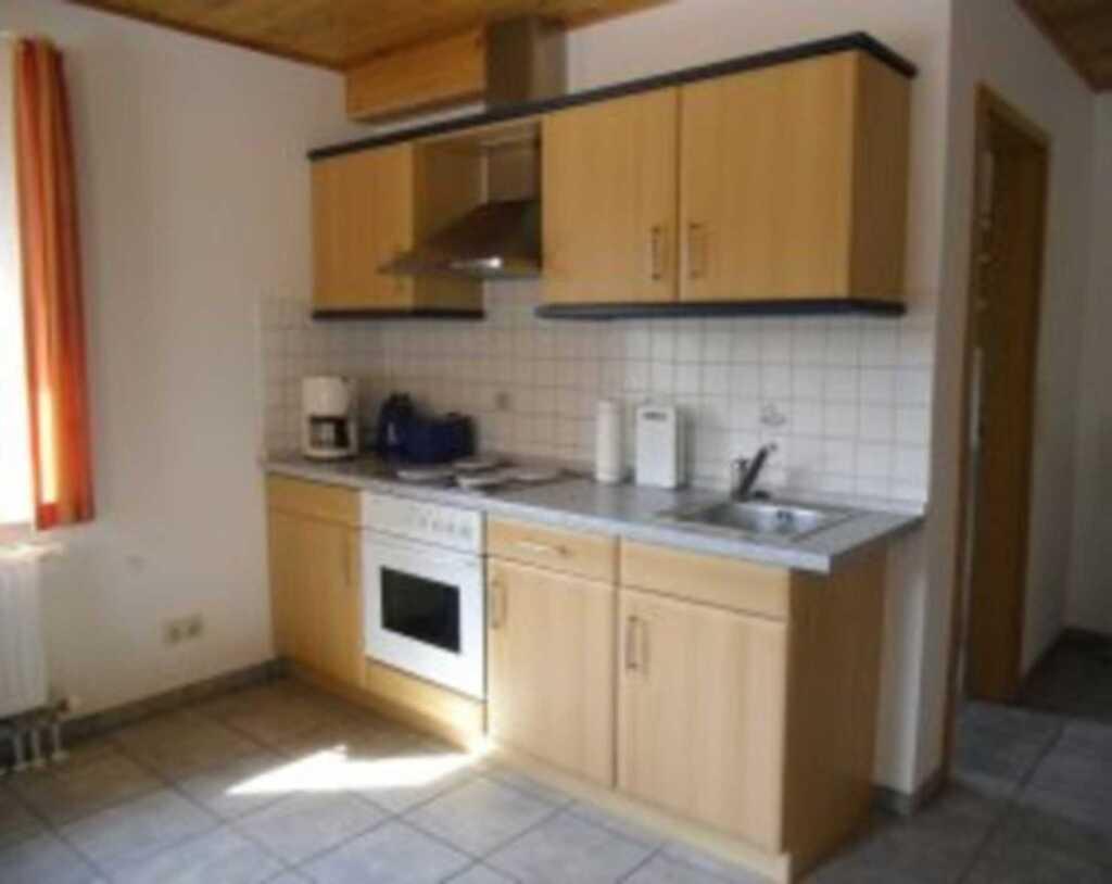 Ferienhof Budach, Doppelzimmer 6 Appartement
