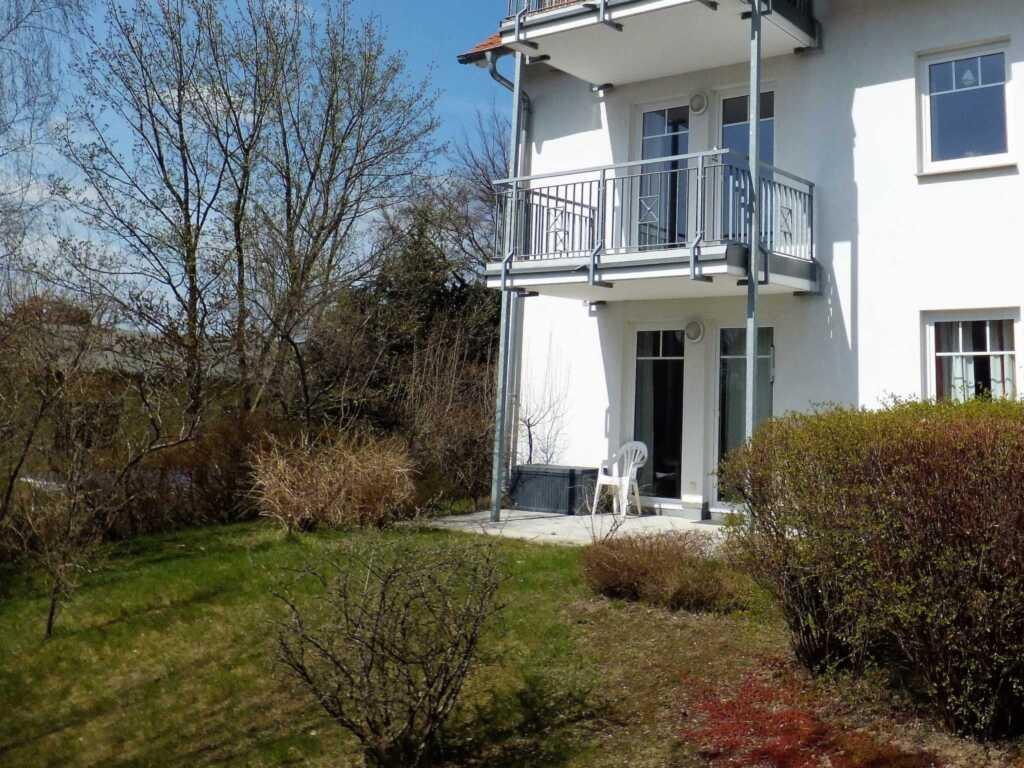 FeWo 'Ostseequartett', Appartement 'Am Kirchturm'