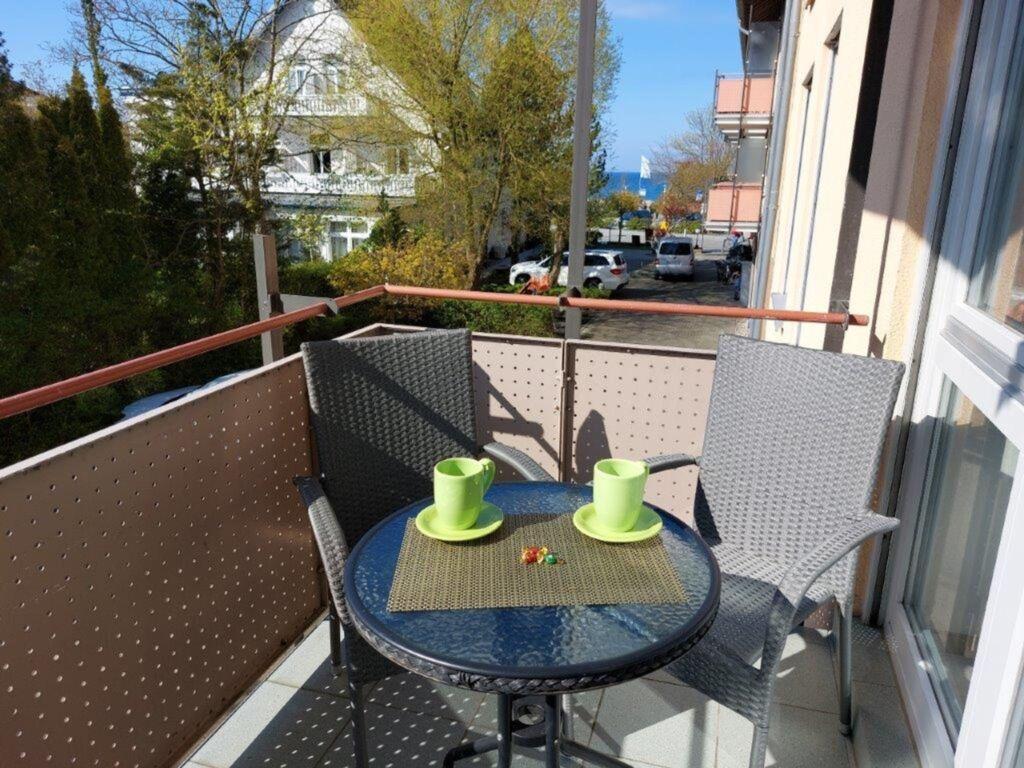 Appartementanlage 'Ostseeblick', (268) 1- Raum- A