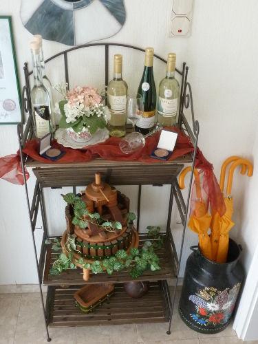 Unser kleines Weinkabinett