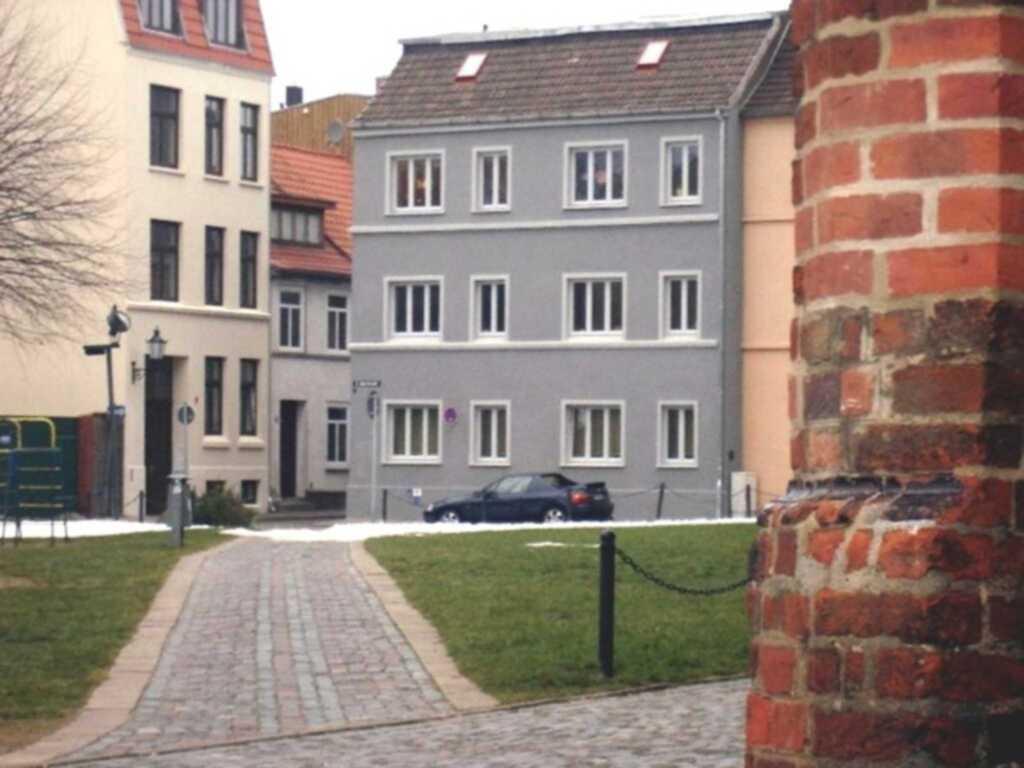 Wismar, Ferienwohnung in der historischen Altstadt