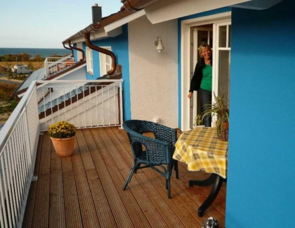 Ferienwohnungen mit Ostseeblick A 120, Windflüchte